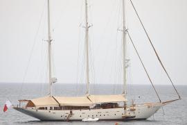 Am Wochenende klassische Segelschönheiten vor Mallorca