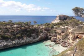 Strandtipp des Tages: Die Cala des Moro in Santanyí