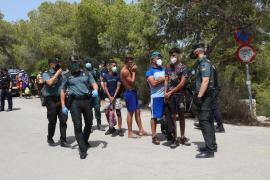 Migranten stranden auf Mallorca