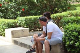 Die Temperaturen auf Mallorca sinken um 10 Grad