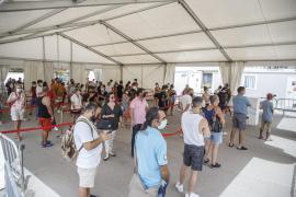 Impfungen ohne Termin bis zum 31. August auf Mallorca verlängert