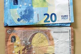 Mann bezahlte auf Mallorca mit Spielgeld