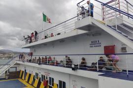 Corona-Fall sorgt für verspätete Fähren auf Mallorca