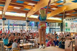 So geht Party in Coronazeiten im Bierkönig an der Playa de Palma