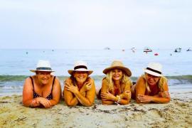 So lebensfroh ticken Frauen über 50 auf Mallorca