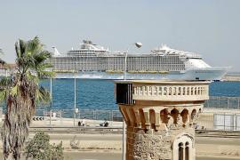 Im September doppelt so viele Kreuzfahrtschiffe auf Mallorca erwartet