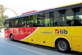 24-Stundenstreik der TIB-Fahrer in Südwest-Mallorca droht am Montag