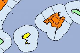 Wetterwarnstufe Orange wegen Starkregen für Mallorca herausgegeben