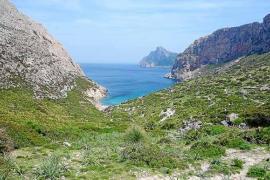 Strandtipp des Tages mit kleiner Wanderung: auf zur Cala Bóquer