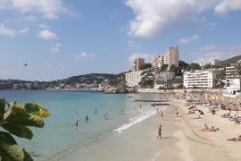 Am stärksten hat es in Palma und Calvià geregnet