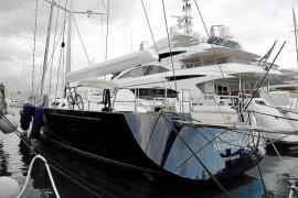 Zoll legt Yacht des Volvo-Chefs auf Mallorca an die Leine