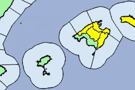 Spanischer Wetterdienst warnt für Donnerstag vor starkem Unwetter auf Mallorca
