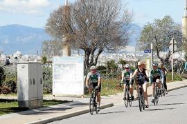 Rund 20.000 Radtouristen werden im Herbst auf Mallorca erwartet