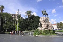 Wirte und Geschäftsmitarbeiter beklagen zunehmende Unsicherheit auf Palmas Plaça d'Espanya