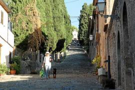 So englisch fein und spirituell geht es im Mallorca-Kleinod Pollença zu