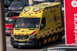 Radfahrer wird zwischen Valldemossa und Palma schwer verletzt