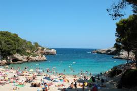 Strandtipp des Tages: die Cala Petita