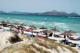Deutsche Rentnerin an der Playa de Muro fast gestorben