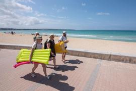 43 Prozent mehr Hotelreservierungen im September auf Mallorca als 2019