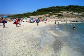 Strandtipp des Tages: die Cala Torta