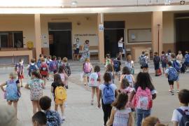Auf Mallorca geht ab diesen Freitag die Schule wieder los