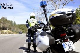E-Roller-Fahrer nach Unfall in Palma schwer verletzt