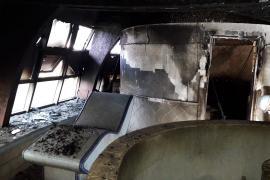 Kurzschluss im Wellness-Bereich ist Ursache für Brand in Hotel