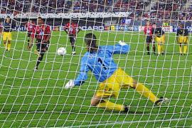 An 9/11 spielte Real Mallorca das erste Mal in der Champions League