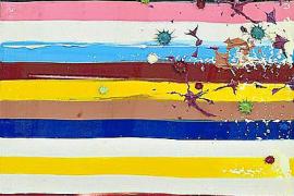 Dennis Hollingsworth: Abstrakte Gegenwelten