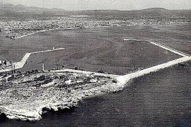 PALMA - 50 AÑOS DE HISTORIA DEL MUELLE DE PONENT.
