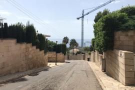 Die vermeintlich teuerste Straße Spaniens: Der Carrer Sant Carles in Costa d'en Blanes in der Gemeinde Calvià bietet zum Teil Meerblick.