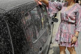 Schlammregen geht auf Mallorca nieder