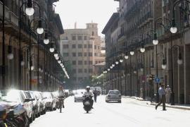 Drei Mädchen auf Palmas Prachtstraße Jaume III. angefahren und verletzt