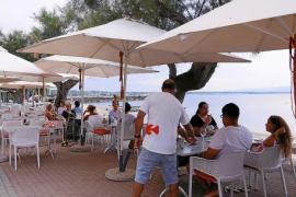 Restaurants sind in dem Ort inzwischen in größerer Zahl vertreten.