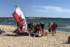 Kölsches Gefühl an der Playa de Palma auf dem Höhepunkt
