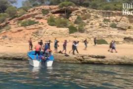 Erneut Boote mit illegalen Migranten aufgegriffen