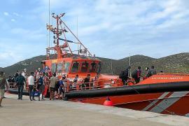 17 Flüchtlingsboote erreichen an nur einem Wochenende Mallorca