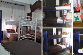 Airbnb-Nutzer bieten Zimmer in Problemvierteln von Palma an