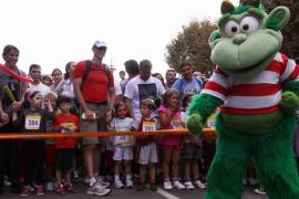 Tennisstar läuft TUI-Marathon