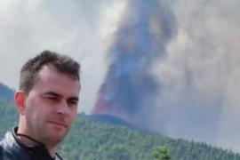 So erlebt ein Mallorquiner den Vulkanausbruch auf La Palma