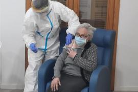 Ab Oktober sollen Senioren auf Mallorca die dritte Impfdosis bekommen