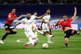 Zweite Saison-Niederlage: Real Mallorca verliert 1:6 in Madrid