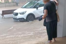 Diese Straßen auf Mallorca mussten am Donnerstag nach Regenfällen gesperrt werden