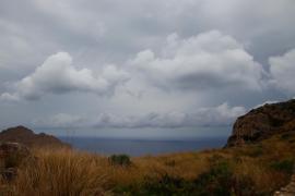 Diese enormen Regenmengen fielen am Donnerstag auf Mallorca