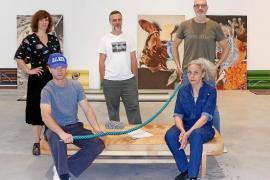 Neue Schau mit deutschen Künstlern in Andratx