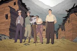 TV-Tipp: Luis Buñuel als Comic-Held auf der Mattscheibe