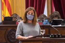 So viel Geld verdient Mallorca-Chefin Francina Armengol im Jahr