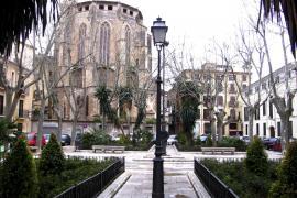Die Plaça de Quadrado in Palma wird autofrei