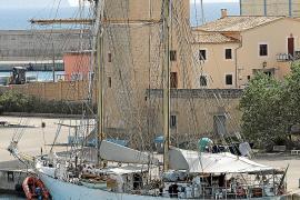 Schwedisches Segelschulschiff zu Gast auf Mallorca