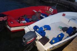 257 Migranten erreichen in den letzten Tagen die Balearenküste